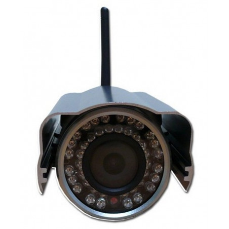 Telecamera IP HD videosorveglianza day night 1 Megapixel ethernet + wifi