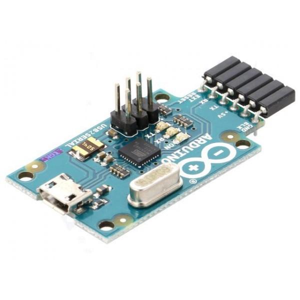 Arduino Datenprotokollierung seriale
