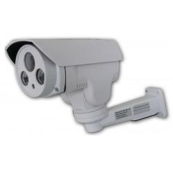 Día Noche 2 megapíxeles FULL HD 2.8-12 mm ONVIF PTZ Cámara IP de videovigilancia