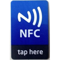 TAG NFC scrivibile per Windows Phone, Android, Blackberry per metalli