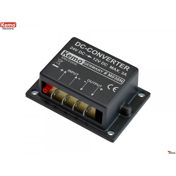 Schema Elettrico Riduttore Di Tensione Da 24v A 12v : Convertitore dc riduttore tensione da v a