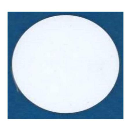 1 BUTTON TAG RFID 125kHz EM4100 WHITE