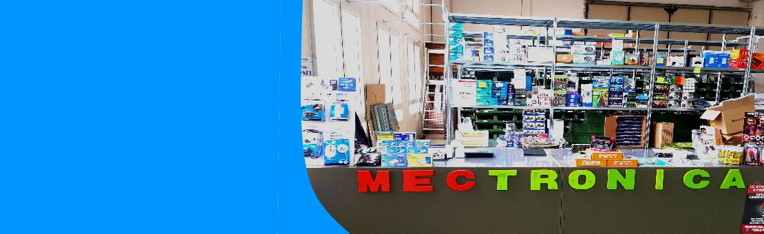 bienvenido a la tienda mectronica